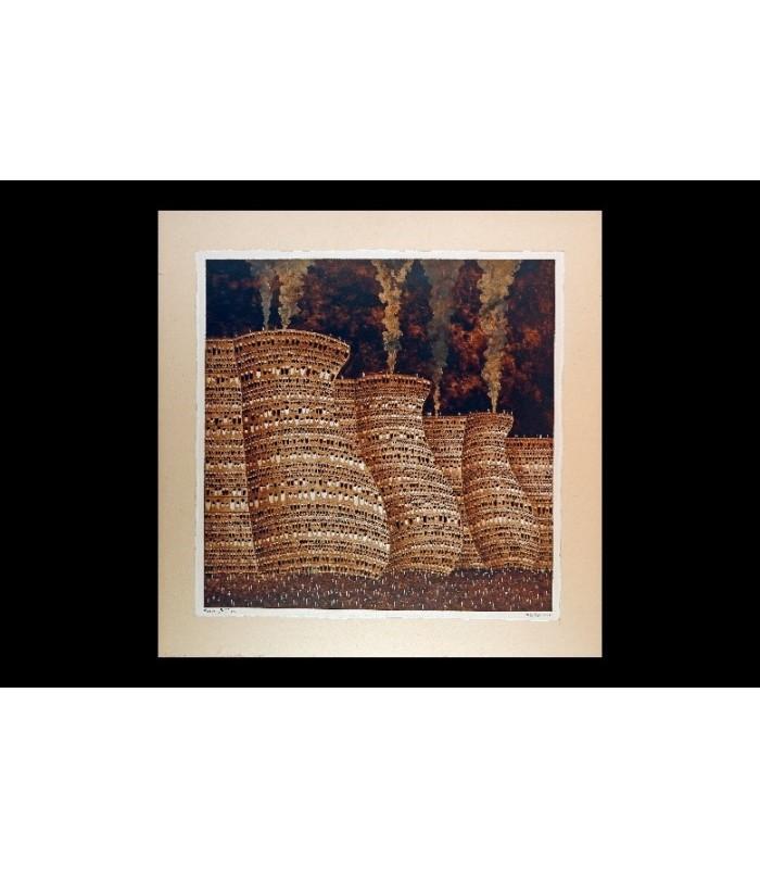 BABEL WALLS OF BUCKARA