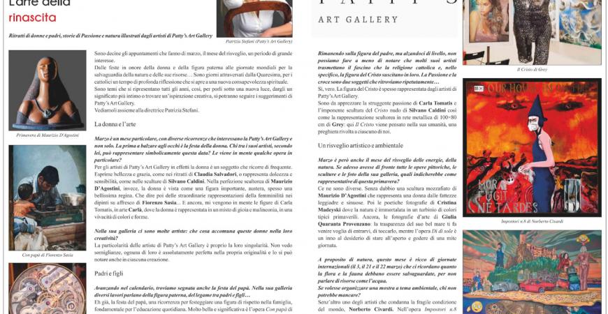 Gruppo News Vicenza - L'arte della rinascita